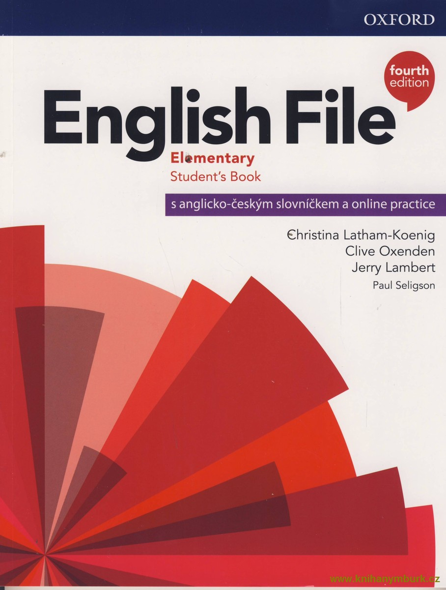 English File fourth edition Elementara SB