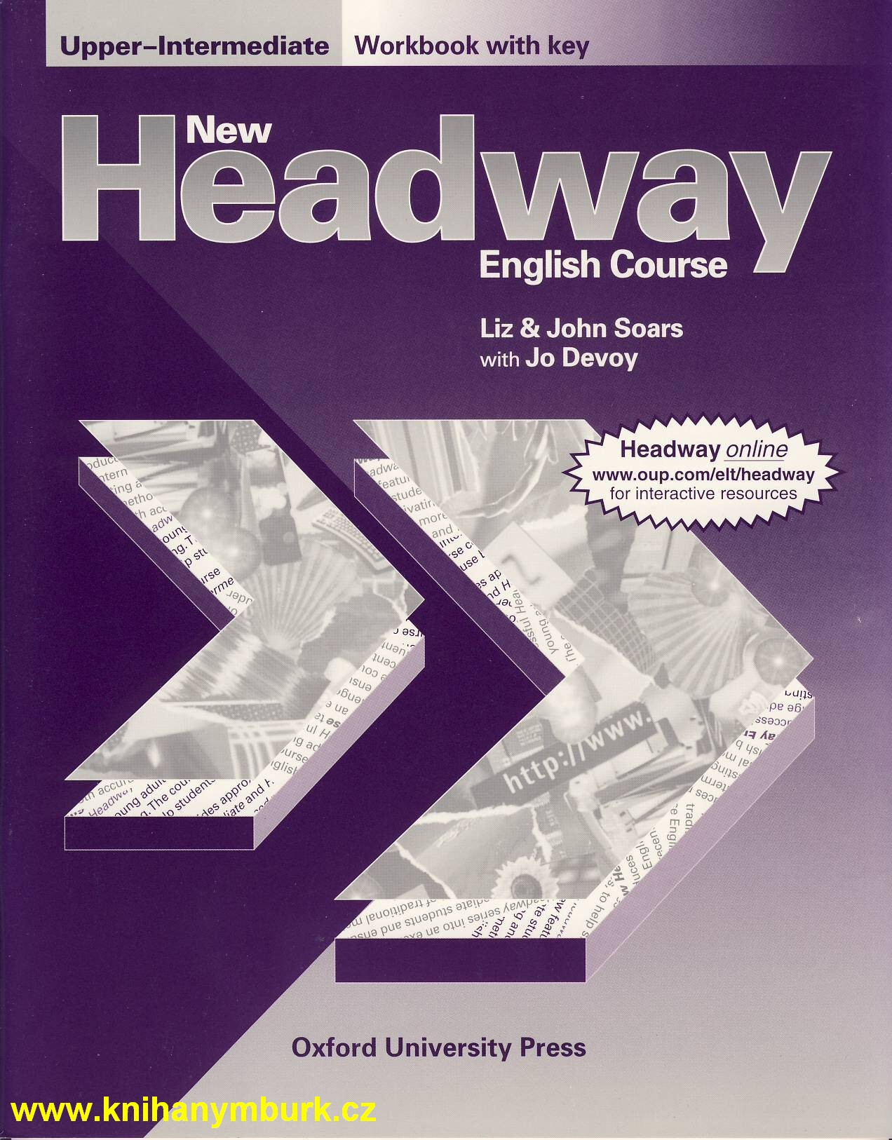 Headway Upper-Inter WB