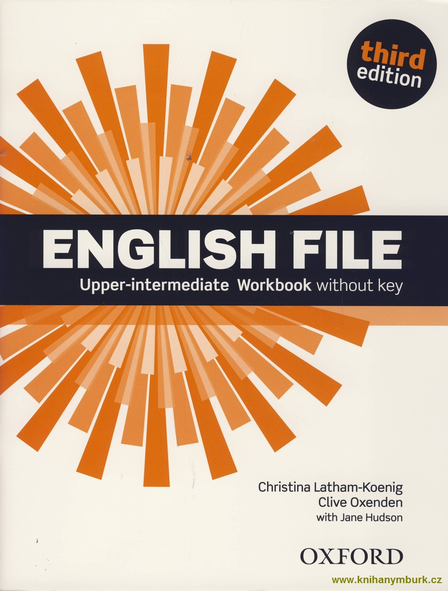 English File third edition Upper-intermediate WB without key