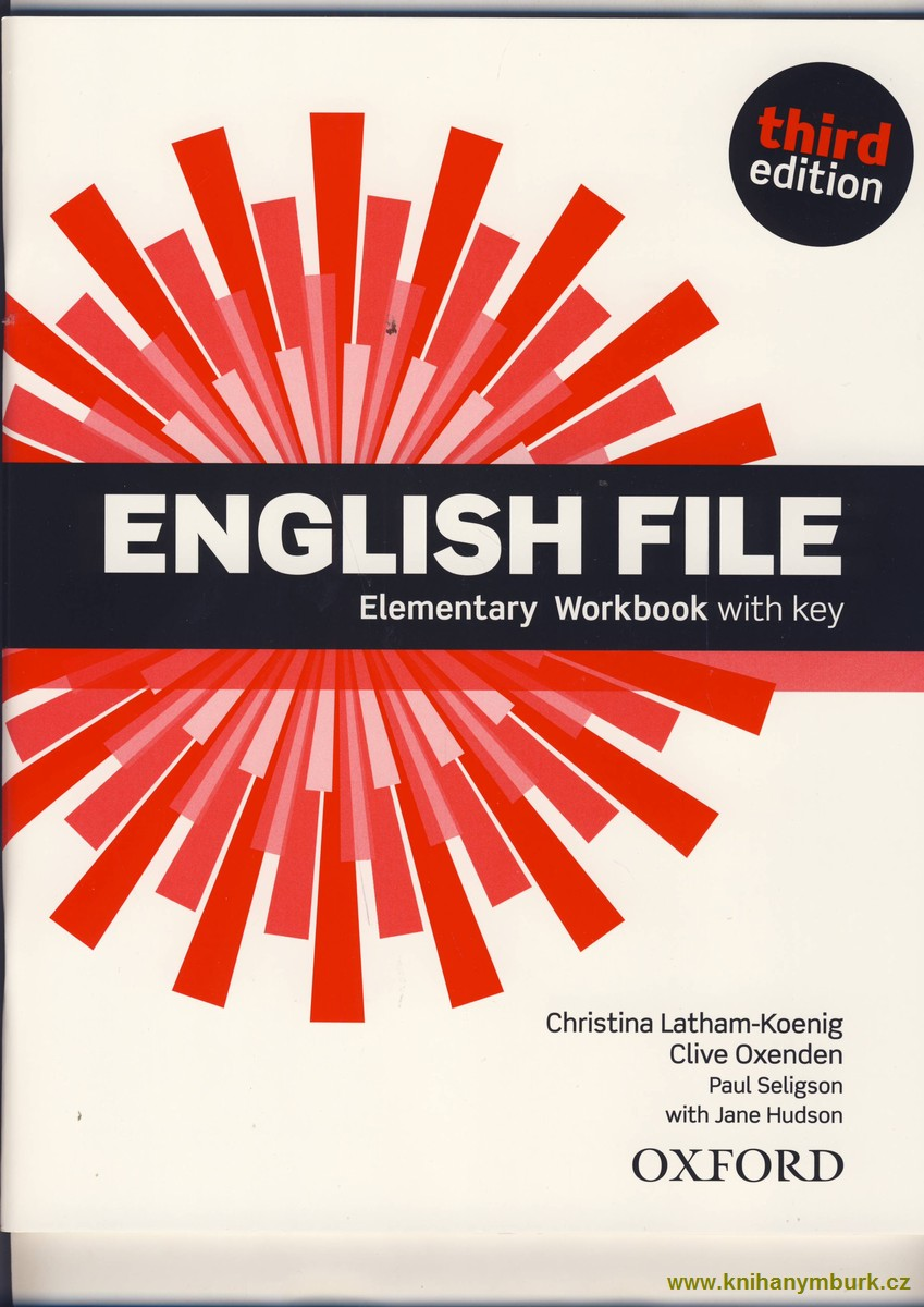 English File Third Edition Elementary WB with Answer Key