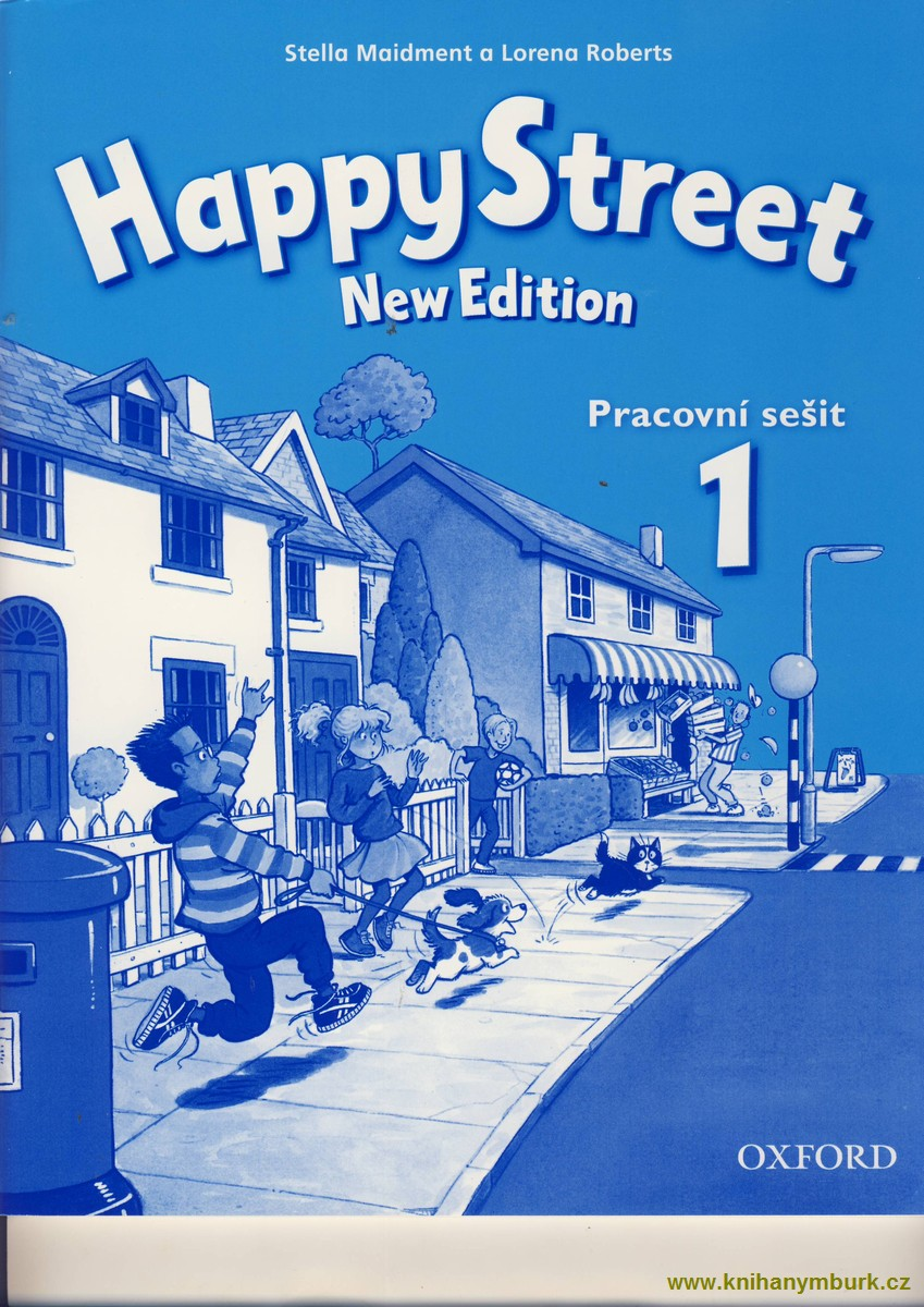 Happy Street new Edition 1 PS
